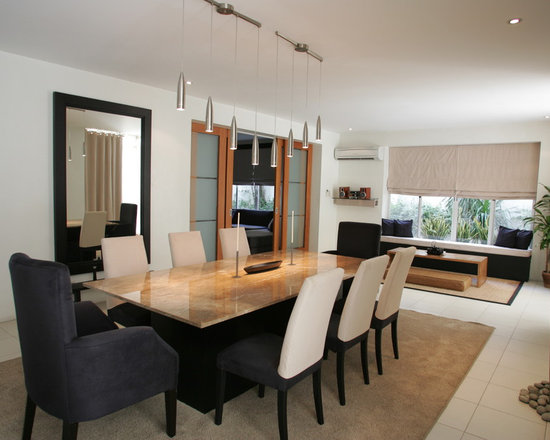 Unique Contemporary Dining Room Lighting Ideas On Design Inspiration