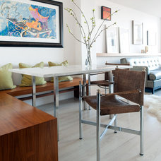 Modern Dining Room by Kelly Cleveland Interiors
