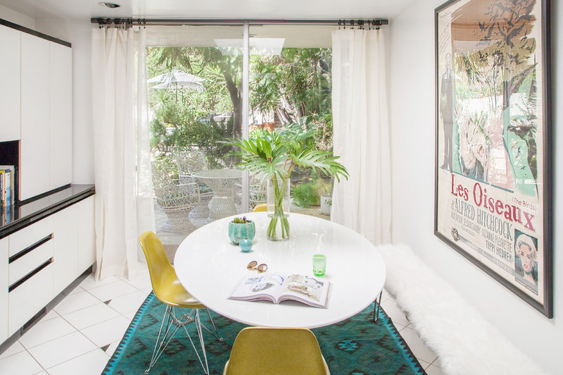 Beach Style Dining Room by Homepolish