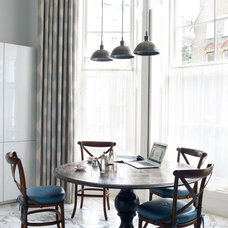 Contemporary Dining Room by Paolo Moschino for Nicholas Haslam Ltd