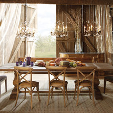 Farmhouse Dining Room by Arhaus