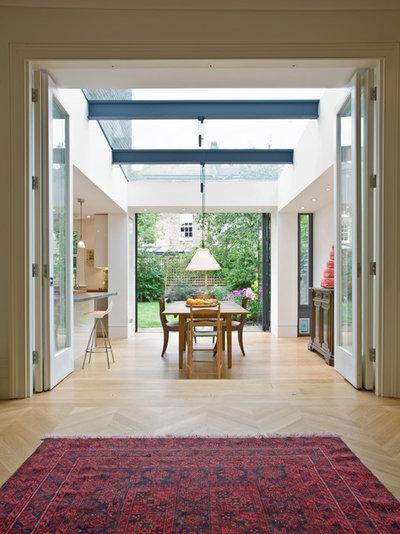 Contemporary Matplats by Jones Associates Architects