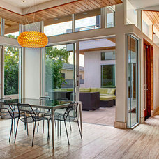 Contemporary Dining Room by DIGBAR interiors & architecture