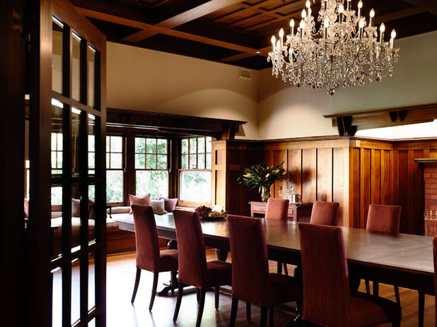 Traditional Dining Room by User