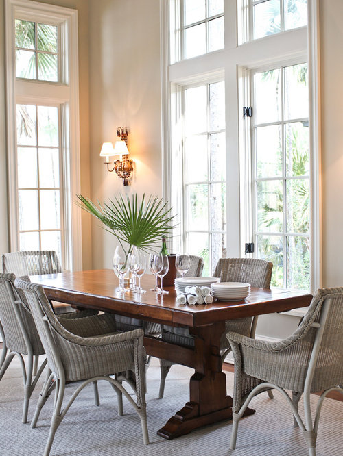 coastal dining chairs houzz. Black Bedroom Furniture Sets. Home Design Ideas