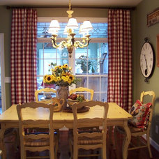 Farmhouse Dining Room Kim Nichols
