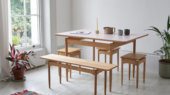 King and Webbon Hideout Dining Set