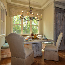 Traditional Dining Room by Kings Chapel Community