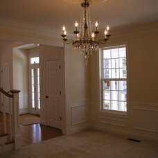 Traditional Dining Room by Bruning Homes, Inc.