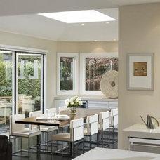 Modern Dining Room by KL Interiors