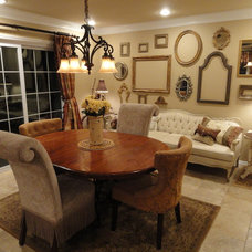 Traditional Dining Room by Mind Your Manors