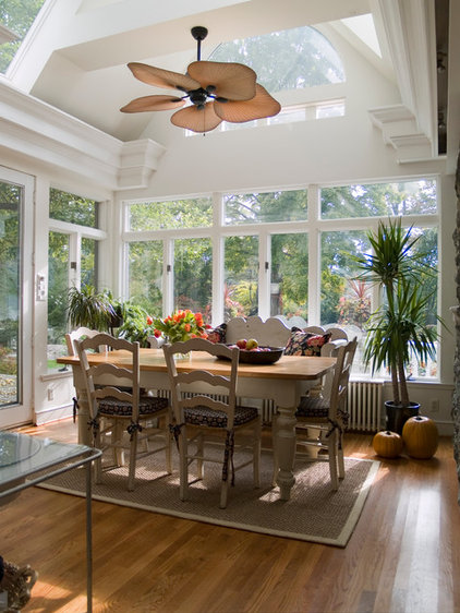 Traditional Dining Room by Gardner/Fox Associates, Inc