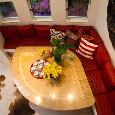 Eclectic Kitchen by Jane Ellison