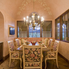 Traditional Dining Room by Bess Jones Interiors