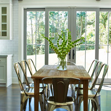 Farmhouse Dining Room by Bonnie Paige