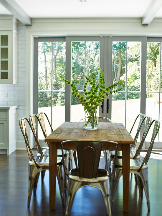 metal dining chairs | houzz