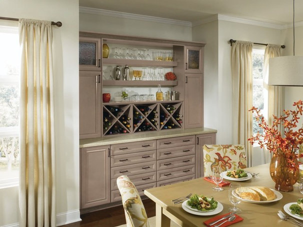 Dining Room by MasterBrand Cabinets, Inc.