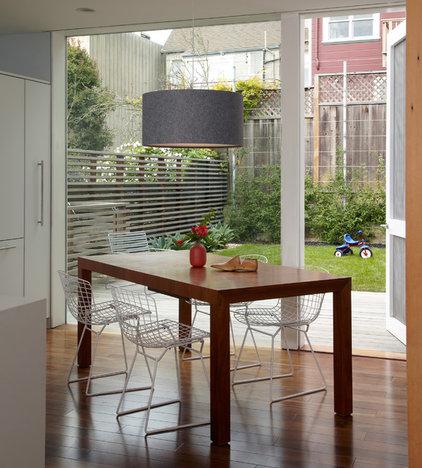 Modern Dining Room by Blue Truck Studio