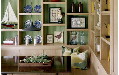Punch Up Your Shelving
