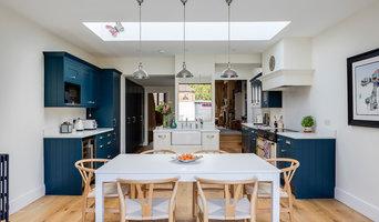 Kitchen extension and refurbishment BR3