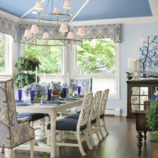 Traditional Dining Room by Ulrich Inc