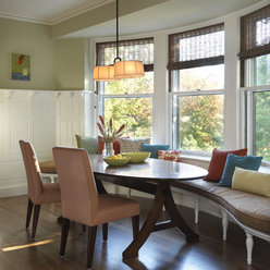 Kitchen Banquette Ideas on Gather  Lounge  Eat And Sleep In A Dreamy Nook With A View