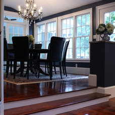 Traditional Dining Room by Thorson Restoration & Construction