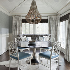 Traditional Dining Room by Tiffany Eastman Interiors, LLC