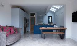 Kitchen - Upland Road 2014
