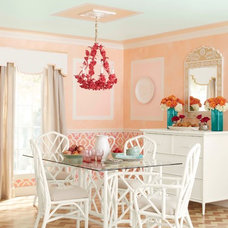 Traditional Dining Room by Lowe's Home Improvement
