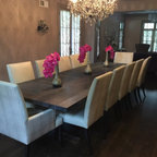 Tenafly Nj Home Renovations Dining Room New York By