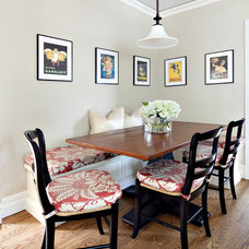 Contemporary Dining Room by Clean Design