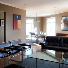 Modern Dining Room by Klopf Architecture