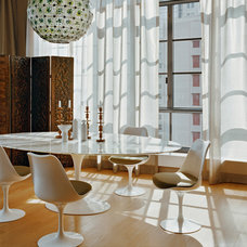 Modern Dining Room by Knoll