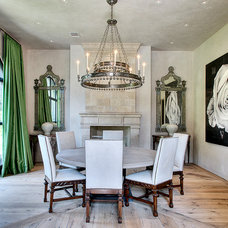 Contemporary Dining Room by Parker House Inc.