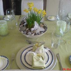 Contemporary Dining Room Krissie Streatfield