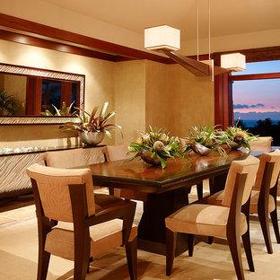 Tropisches Esszimmer in Hawaii