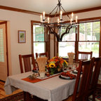 Historic Whole House Renovation Dining Room