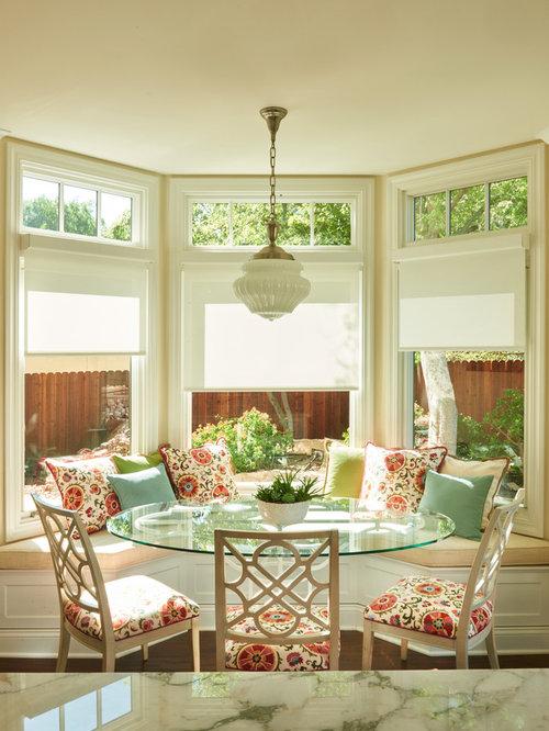 Bay Window Banquette Houzz
