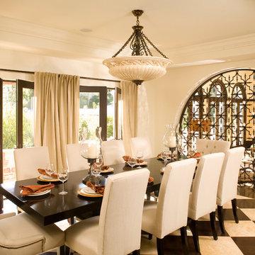 LA Itallian Villa Hillside home