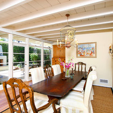 Traditional Dining Room by Tim Nelson | Willis Allen Real Estate