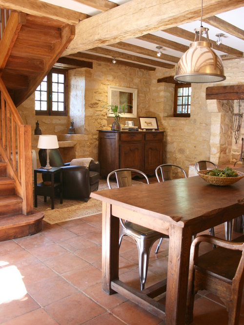 Old Rustic Kitchen Table Houzz