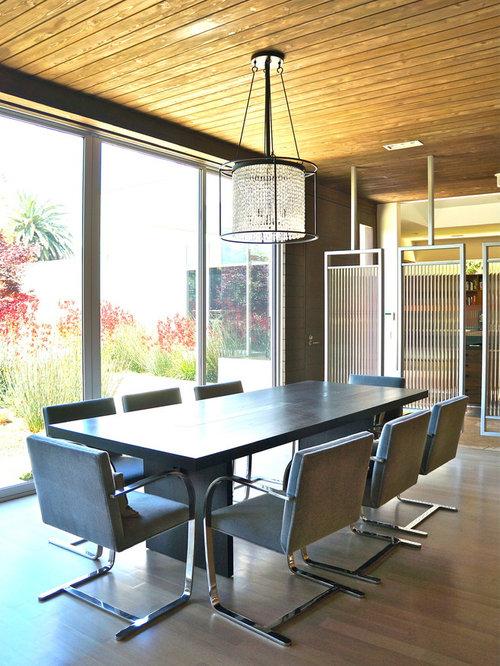 LA Modern House furnishings