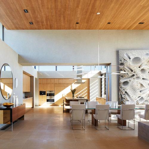 Dining Room Ideas Houzz: 75 Modern Dining Room Design Ideas