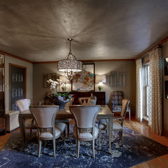 Dining Room Ladue News Show House 2014