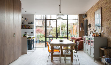 Kitchen Tour: An Open-plan Room with an Industrial Aesthetic
