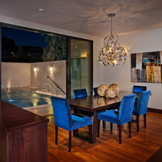 Contemporary Dining Room by GRADY-O-GRADY Construction & Development, Inc.