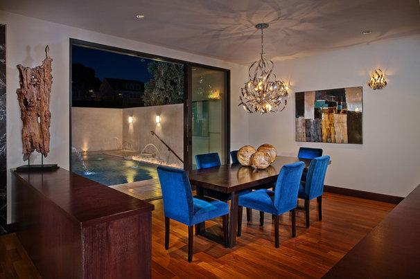 Contemporary Dining Room by GRADY-O-GRADY Construction & Development, Inc.