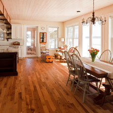 Traditional Dining Room by Gaylord Hardwood Flooring