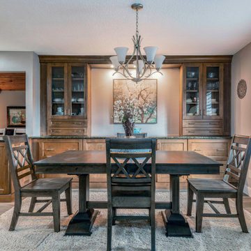 Lake Mary Dining room Remodel